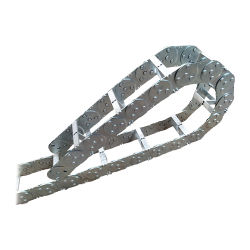 Mild Galvanized Steel Cable Drag Chains